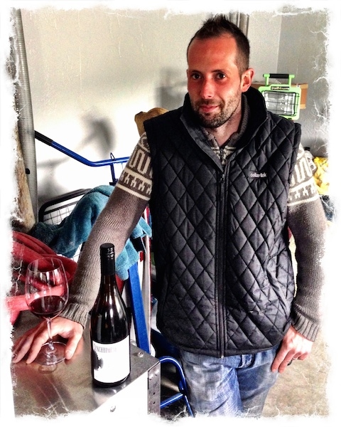 Alan Dickinson—an unabashed passion for Riesling, and a whole lot more