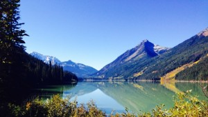 The Duffy Lake Road—an easy, warm weather route from Whistler to Fort Berens and  the interior—sports no shortage of stunning scenery